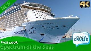 Spectrum of the Seas - First Look: Quantum Ultra Class Ship MP3