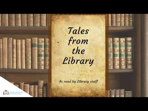 Tales from the Library - Peter Pan by James Matthew Barrie