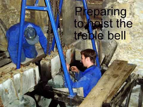 Restoration of The Bells, St Mary The Virgin, Bampton in Oxfordshire