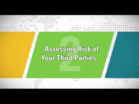 Managing Third-Party Risk