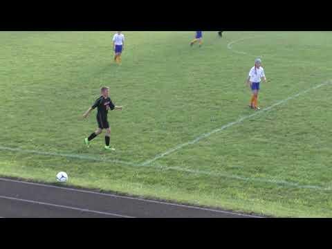 Spencer Middle School Varsity Soccer vs. Ravenswood Middle School 9-12-18