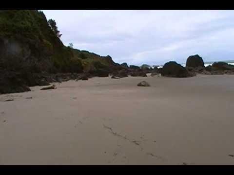 twilight filmed on indian beach oregon youtube. Black Bedroom Furniture Sets. Home Design Ideas