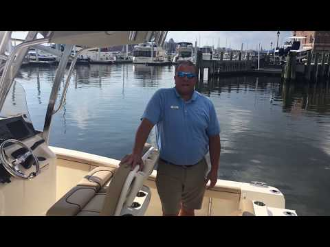 2018 Scout Boats 215 XSF Boat For Sale at MarineMax Baltimore