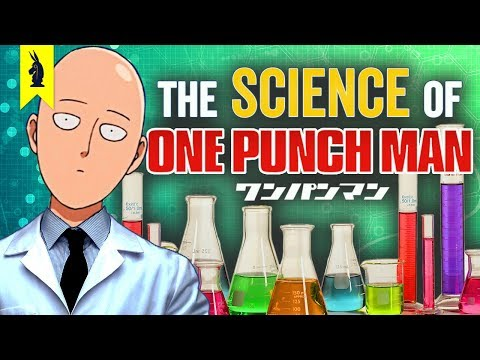 The SCIENCE of ONE PUNCH MAN –What Psychology Can Teach Us About Saitama – Wisecrack Edition