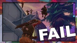 1 VS 100 FORTNITE BIGGEST FAIL!!!