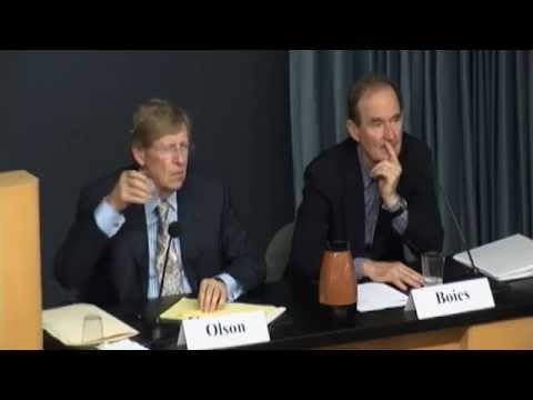 May 19, 2011 Ted Olson & David Boise Discuss Their CA Proposition 8 Case in Detail