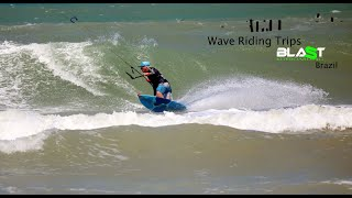 Blast Kiteboarding / Wave Riding Trips