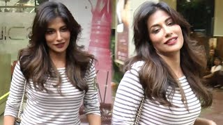 Chitrangada Singh Spotted Outside A Salon