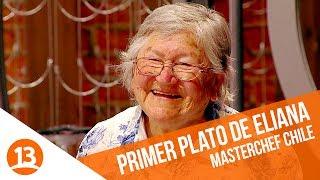 El primer plato de Eliana   MasterChef Chile   Capítulo 1