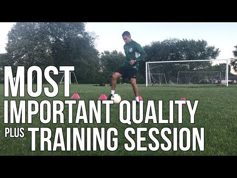 What's The Most Important Quality A Soccer Player Can Have?