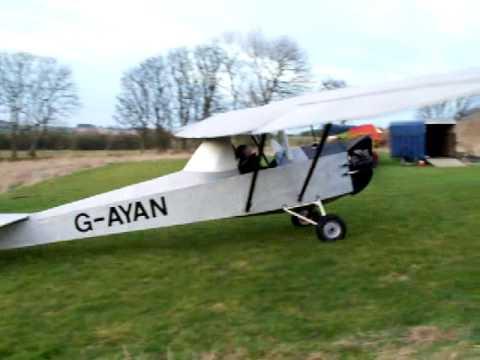 Slingsby landing