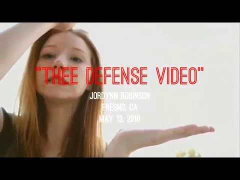 """""""Thee Defense Video"""" - 10th Grade Defense"""
