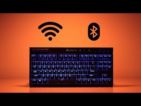 Best Wireless TKL Gaming Keyboard Yet? Corsair K63