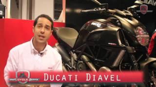 All New 2011 Ducati Diavel