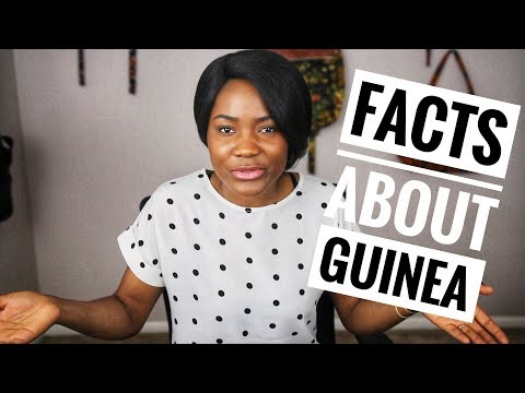 Amazing Facts about Guinea | Africa Profile | Focus on Guinea