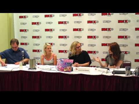 Writing the Next Step: WGC at Fan Expo 2015