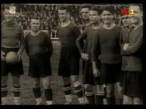 El Barça de Josep Samitier