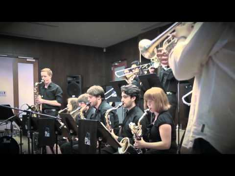 Plan B Big Band - Gonna Fly Now
