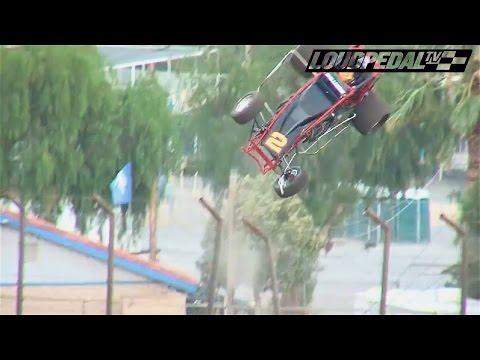 Dean Mills captures Austin Williams crash @ Perris  6-11-16
