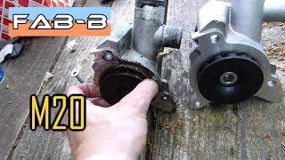Comment remplacer la pompe à eau sur moteur BMW M20 (325i E30)