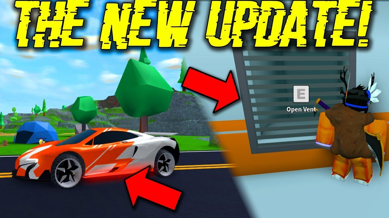 Getting The New 3 Million Fastest Car Fury Roblox Mad City New - New Scar 2 Brand New Cars Fury 911 New Escape Exit Roblox