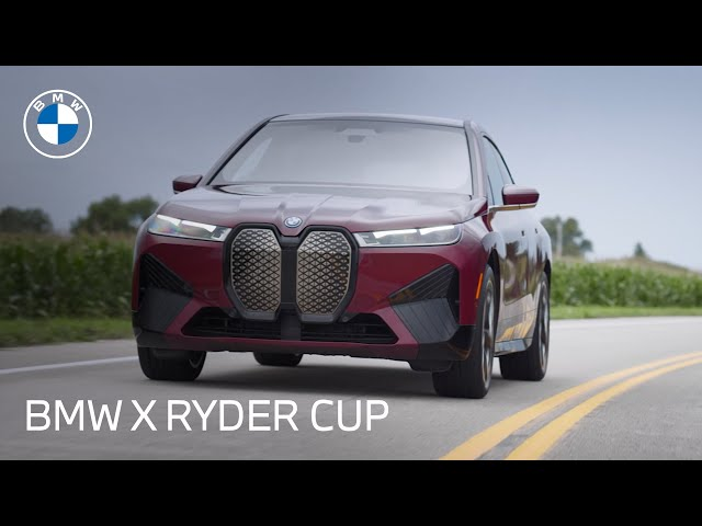 The Ultimate Journey to the 2020 Ryder Cup | All-New BMW iX | BMW USA