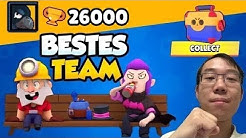 *OMG* 😱 30 WINNSTREAK 800+ MORTIS PRO PLAYER SPIELT DUO SHOWDOWN | Brawl Stars deutsch