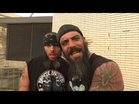 """The Problem Is The People Forgot"" - The Briscoes"