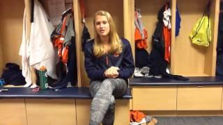 On the Spot: Sierra Shafer - Syracuse Women