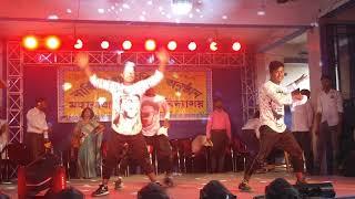 Maharaja hat high school dance program date-05-10-2018