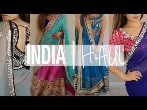 Haul | Indian Clothes Shopping Haul | Kaushal Beauty