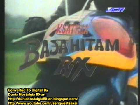 Original Lagu Kesatria Baja Hitam RX Versi Indonesia (From RCTI 1993)