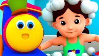 банная песня | детские стишки для детей