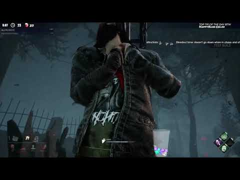 Dead by Daylight RANK 1 NEW KILLER LEGION! - WORKING HIM OUT!