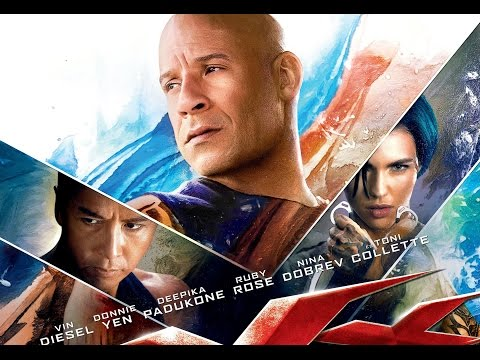 XXX - Return of Xander Cage music album
