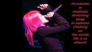 Allison Iraheta - Falling Down (From Lost Time Soundtrack) Lyrics