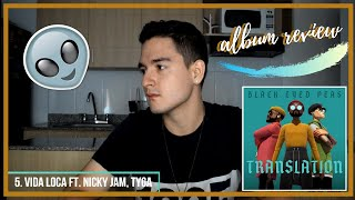 Black Eyed Peas - Translation   Album Review 🔊