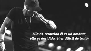 eminem twisted subtitulada en español ft. skylar grey y Yelawolf