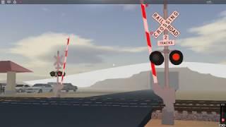 ROBLOX - Railroad Crossing #3