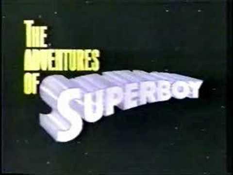 SUPERBOY Season 4 Intro.