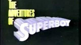 SUPERBOY Season 4 Intro.