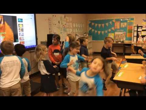 1st Grade Karaoke Party 2016