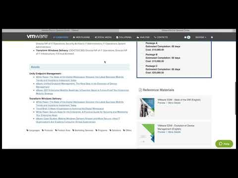 How to Execute a Content Syndication Program - VMware Partner Marketing
