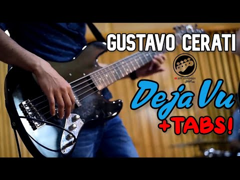 Gustavo Cerati – Deja Vu [COVER] + TABS!