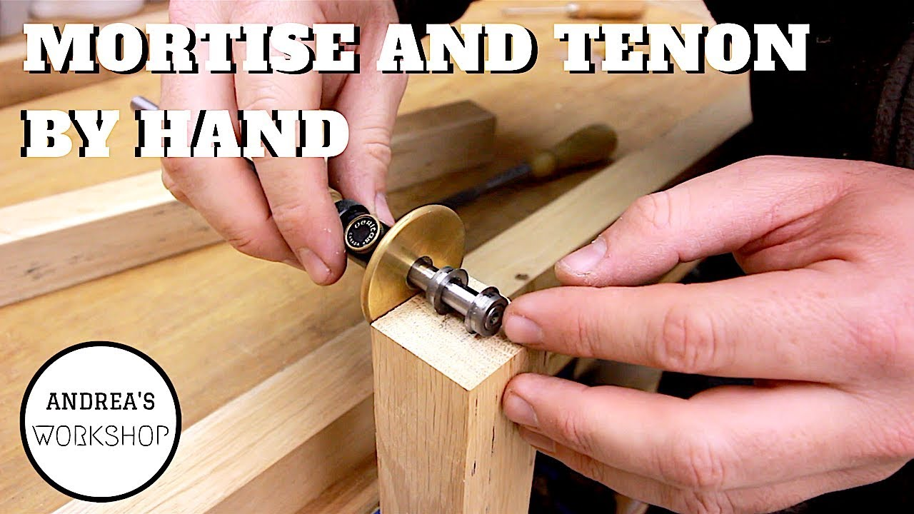 Mortise And Tenon Joint Tools