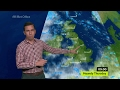 Thursday morning forecast 13/04/17