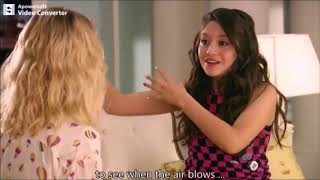 Soy Luna 2 | Ámbar and Luna talk about their past (part 2) (ep.17) (Eng. subs)