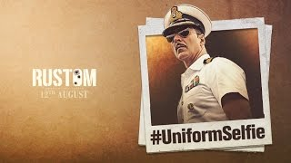 #UniformSelfie Contest | Akshay Kumar | Rustom 12th August