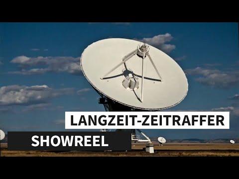 Langzeit Zeitraffer Timelapse Showreel 2015