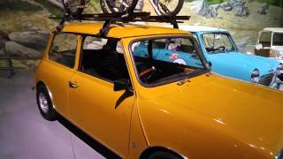 1972 Austin Mini Clubman